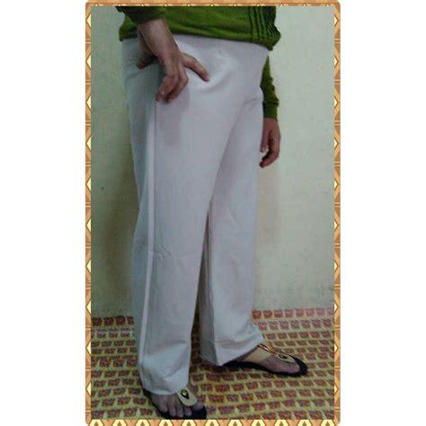 Celana Wanita Celana Hk Motif Big Size 2 Celana Panjang Kerja Wanita Big Size Elevenia