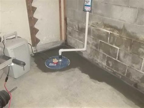 basement waterproofing products in chion pa