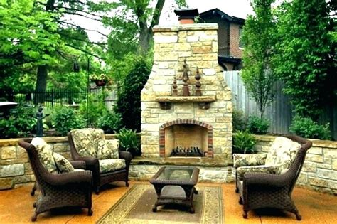 luxury outdoor fireplace kits lowes or outdoor fireplace