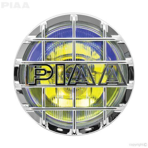 piaa ion yellow light bar piaa 520 chrome ion yellow driving halogen l kit 05263