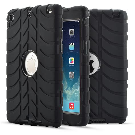 Rugged Mini Cases by Rugged Shockproof Protective Heavy Duty Rubber Cover