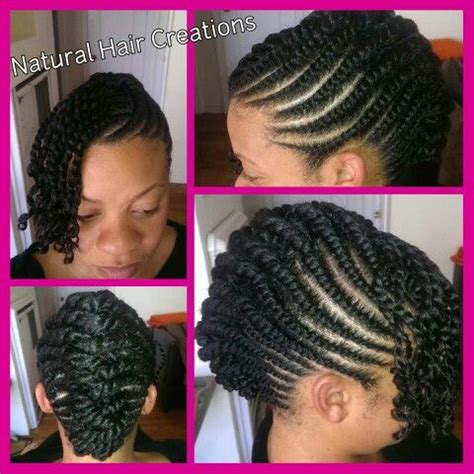flat twist hair style magazine 86 best natural hair twist styles images on pinterest