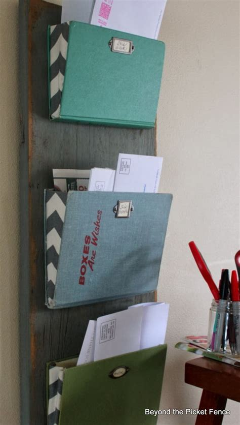 diy organization ideas tutorials for your home office