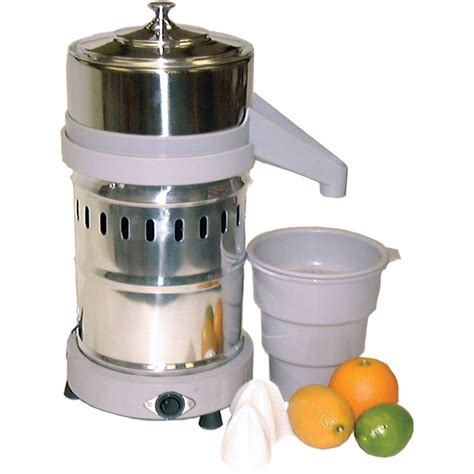 1 Unit Juicer Automatic electric orange lemon citrus juicer extractor 1 4 hp kitchenarts