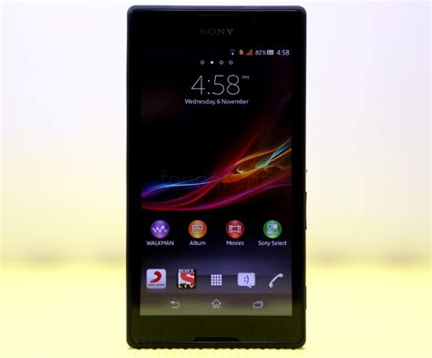 sony xperia c review