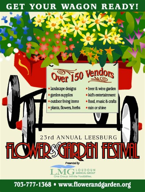 Leesburg Flower And Garden Festival Join Us At The 23rd Annual Leesburg Flower Garden Festival Shade Tree Farm