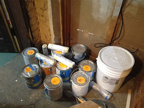 recycling the paint in your basement could save colorado