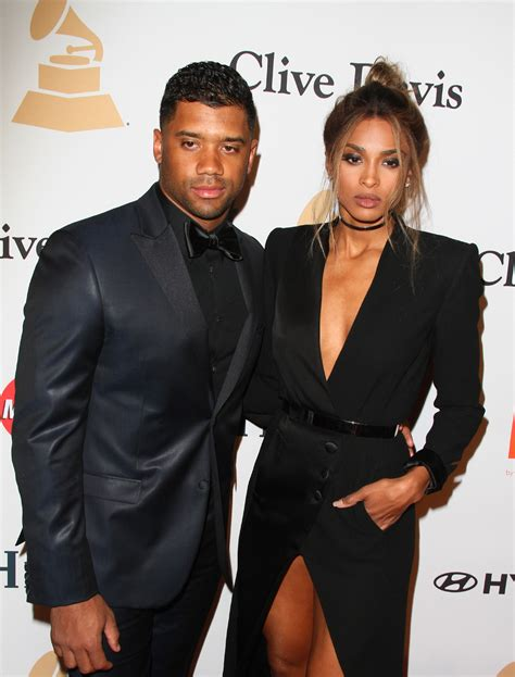 Jordy After The Grammys by Seahawks Wilson Engaged To Singer Ciara Wluk