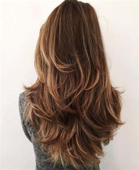 corte en capas pelo escalado cortes de moda y consejos para un look