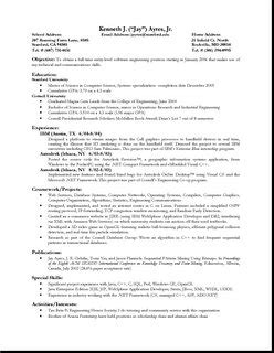 resume computer science master sle resume computer science student resume objective jobsxs