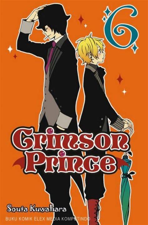 bukukita crimson prince 06 toko buku