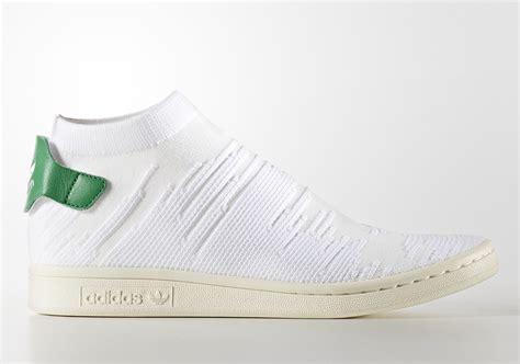 adidas stan smith sock primeknit sneaker bar detroit