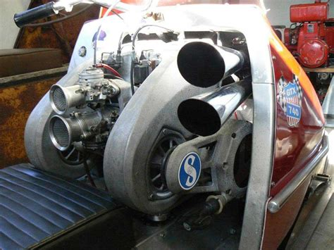 Sachs 740 Motor by The Cat Legacy