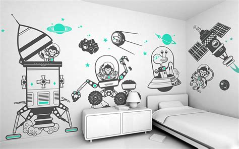 Wall Sticker Wall Stiker Wallsticker Dinding 152 Pooh Family 20 wall decals and murals for bedroom home design lover