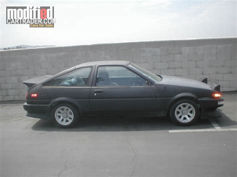1984 Toyota Corolla Gts For Sale Photos 1984 Toyota Ae86 Corolla Sr5 For Sale
