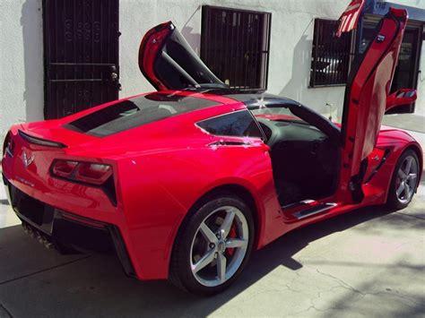 Lamborghini Doors Prices 2014 15 Corvette C7 Vdi Vdcchevycorc714 Lambo Vertical