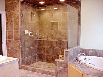 Shower Stall Designs Small Bathrooms by Hampton Roads Shower Door Dealers Installers