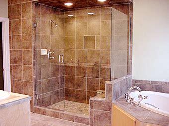 Shower Designs For Small Bathrooms by Hampton Roads Shower Door Dealers Installers