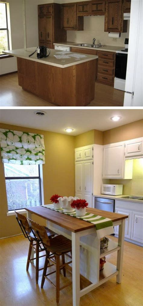 cheap kitchen makeover ideas before and after kitchen makeover ideas inspiring kitchen makeover adapted