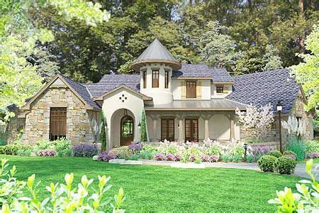 european cottage house plans european cottage with lanai and courtyard