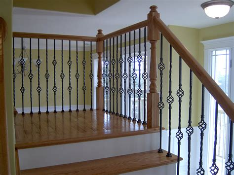 metal banisters basket metal balusters scotia stairs ltd