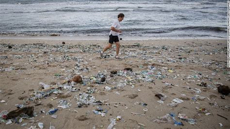 plastic bags  banned   popular island home