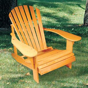 most comfortable adirondack chair woodworking plans from the woodworkers workshop