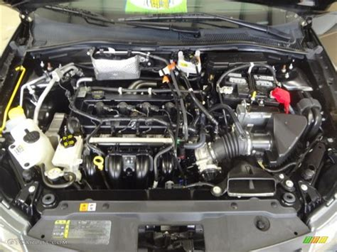 Ford 2 0 Engine by 2009 Ford Focus Se Coupe 2 0 Liter Dohc 16 Valve Duratec 4