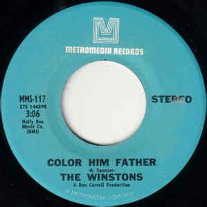 color him the winstons color him amen vinyl at
