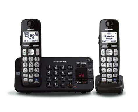 Landline No Address Finder Panasonic Kx Tge242c Digital Cordless Phone With Answering System Walmart Canada