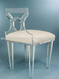 Vanity Stool Clear Acrylic Lucite Vanity Chair View Acrylic Lucite Vanity