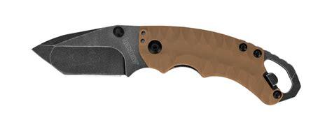 kershaw flip knife kershaw shuffle ii 8750t pull the trigger