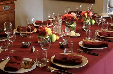Martha Stewart Table Linens - thanksgiving table settings ideas mama knows