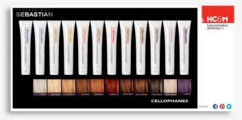 sebastian cellophane colors hc m cellophanes color chart preview color charts
