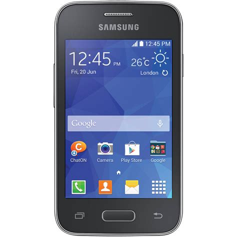 samsung galaxy young  duos sm  gb smartphone sm gm chrc