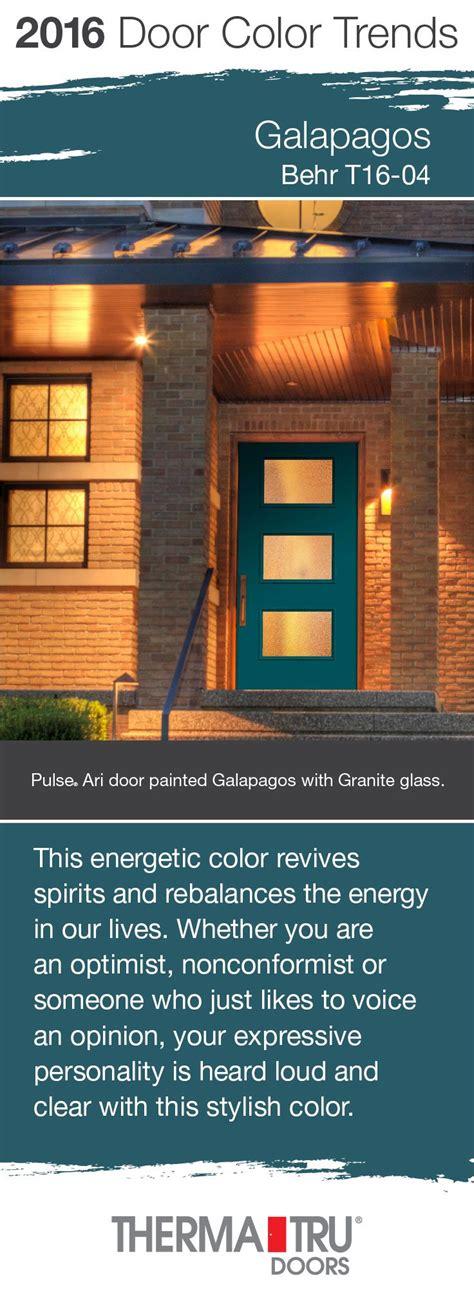 2016 door color trends favorite paint colors bloglovin 35 best 2016 front door color trends images on pinterest