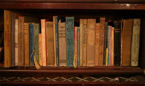 my bookshelf ruth e hendricks photography