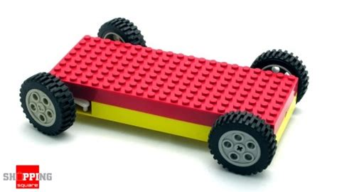 Bricks Ausini 20109 Remote Car radio remote diy brick building car platform shopping shopping square au