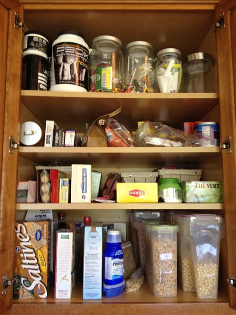 how to organize small kitchen cabinets organize your kitchen pantry 7 for an organized