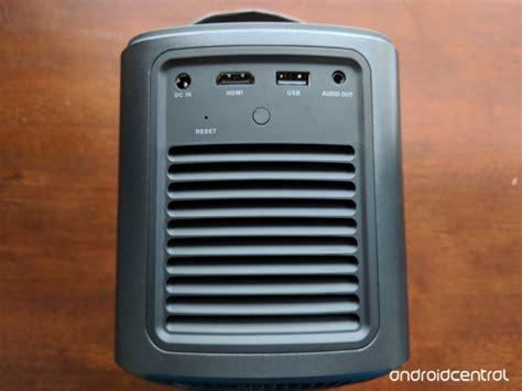 anker nebula mars anker nebula mars ii portable projector review the night