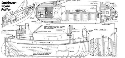 Free Blueprints by Woodworking Plan Rc Model Boat Plans Free