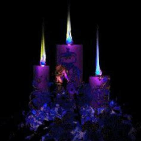 candele immagini image gallery purple candles