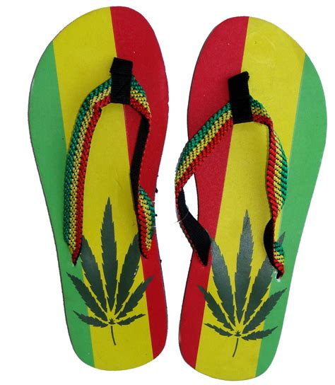 jamaican slippers clothing accessories gt gt clothing gt gt slippers flip