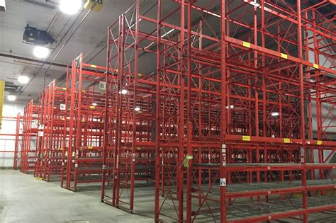 Used Rack by Used Structural Racks Used Heavy Duty Racks For Sale