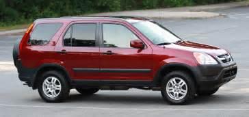 Honda Crv 2003 2003 Honda Cr V Ex