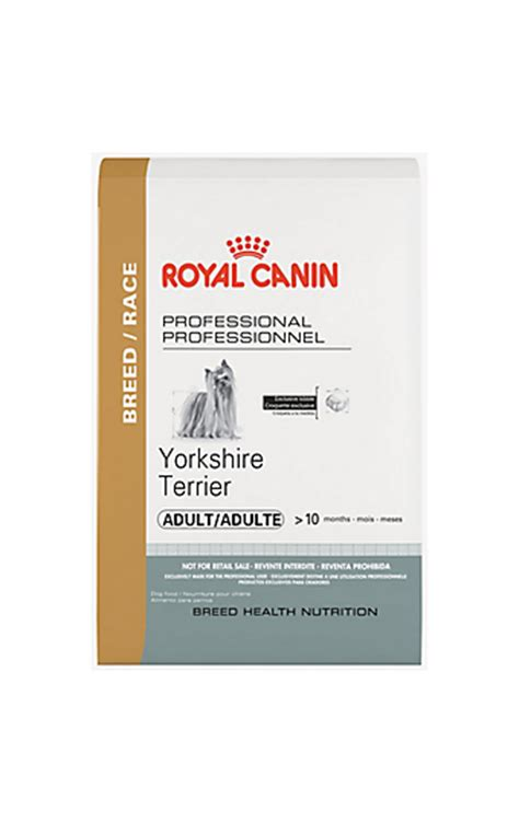 royal canin yorkie puppy food review terrier puppy food royal canin breed health nutrition