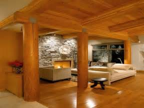 Log Homes Interior Designs by I M A Lumberjack Amp I M Okay Celebrating Log Cabin Day