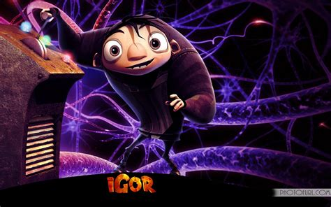 best themes in film igor movie poster wallpaper