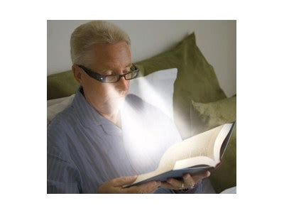 cequal bedlounge 174 classic reading pillow plus leglounger lightspecs illuminated reading glasses from eschenbach