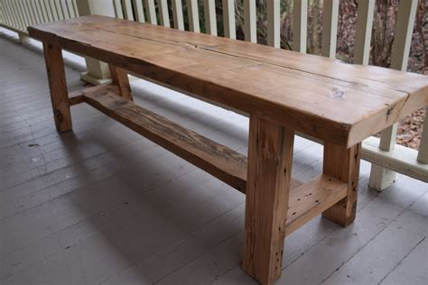 recycled wood bench reclaimed wood bench entryway bench barn wood bench